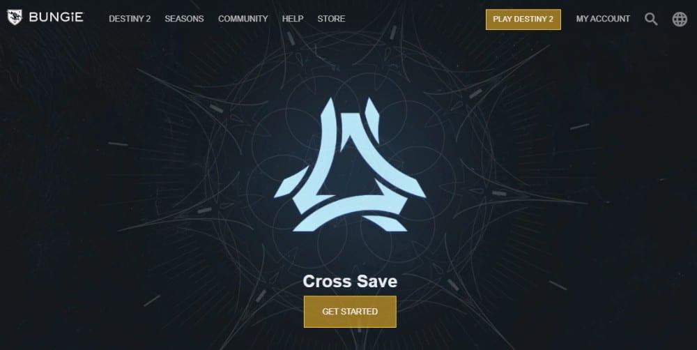 Destiny 2 Cross Save