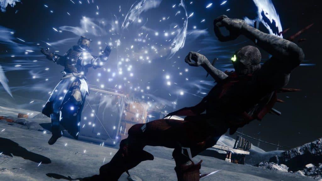Destiny 2 Finisher for Warlock