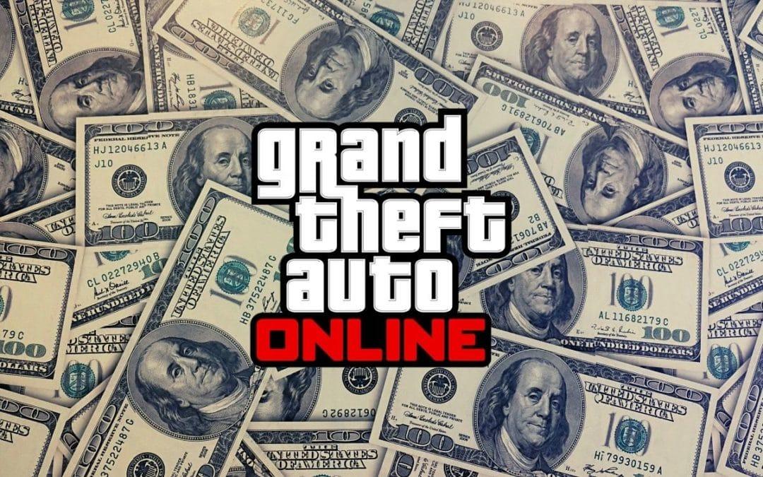 Grand Theft Auto Online Money Making