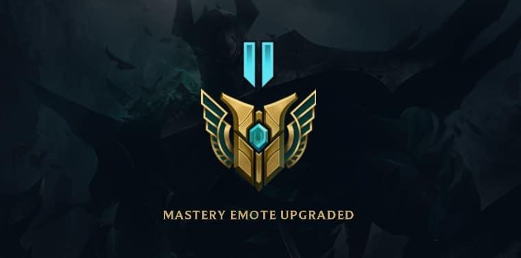 Mastery Emote