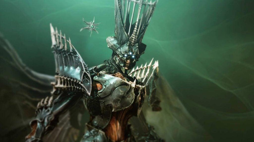 The Taken King, Savathun