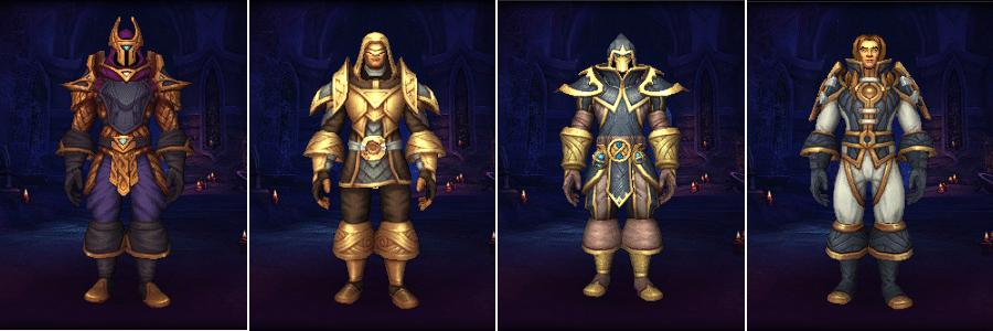 Transmog Armor