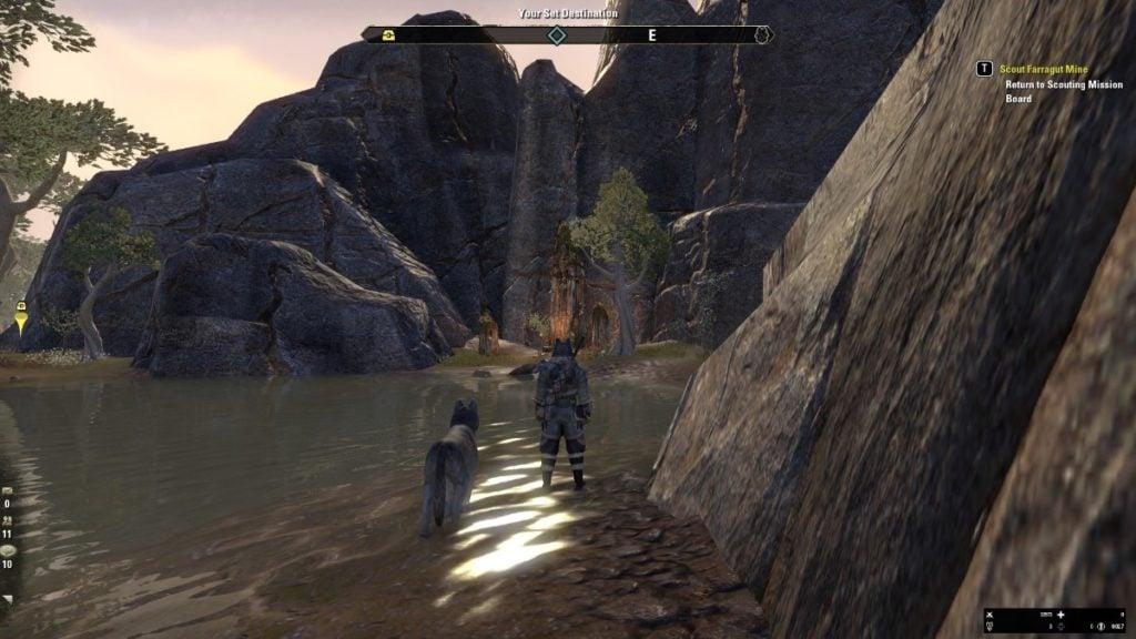 Werewolf Ritual Site Bangkorai View (1)