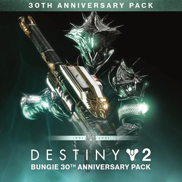 bungie 30th anniversary pack