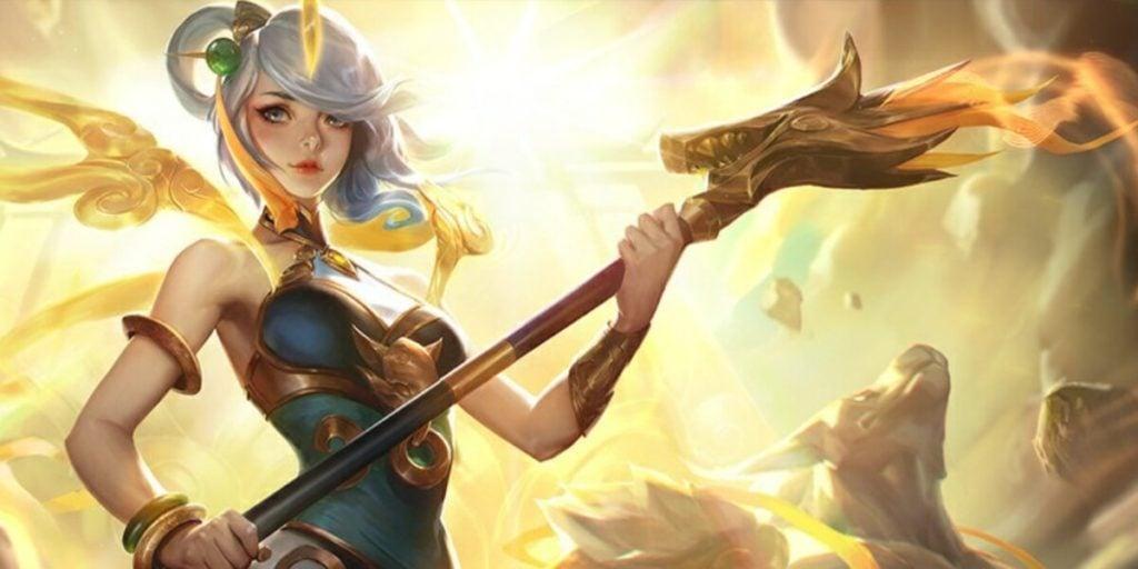 Lunar Empress Lux Skin