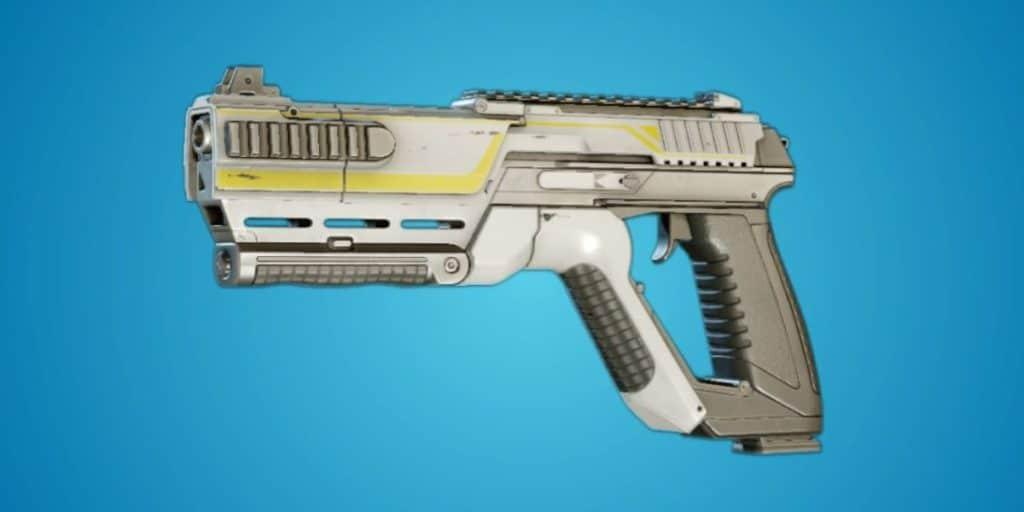 Splitgate Pistol