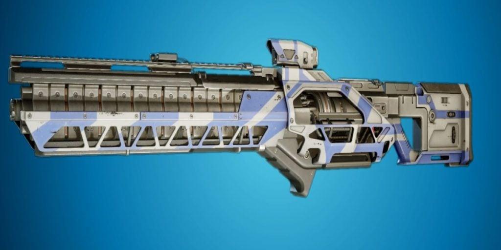 Splitgate Railgun