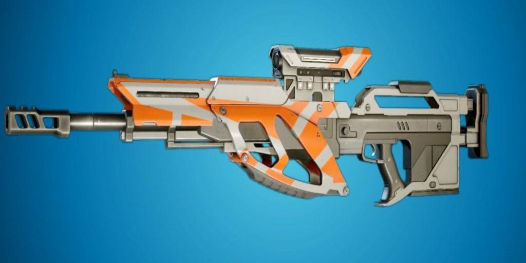 Splitgate Sniper Rifle