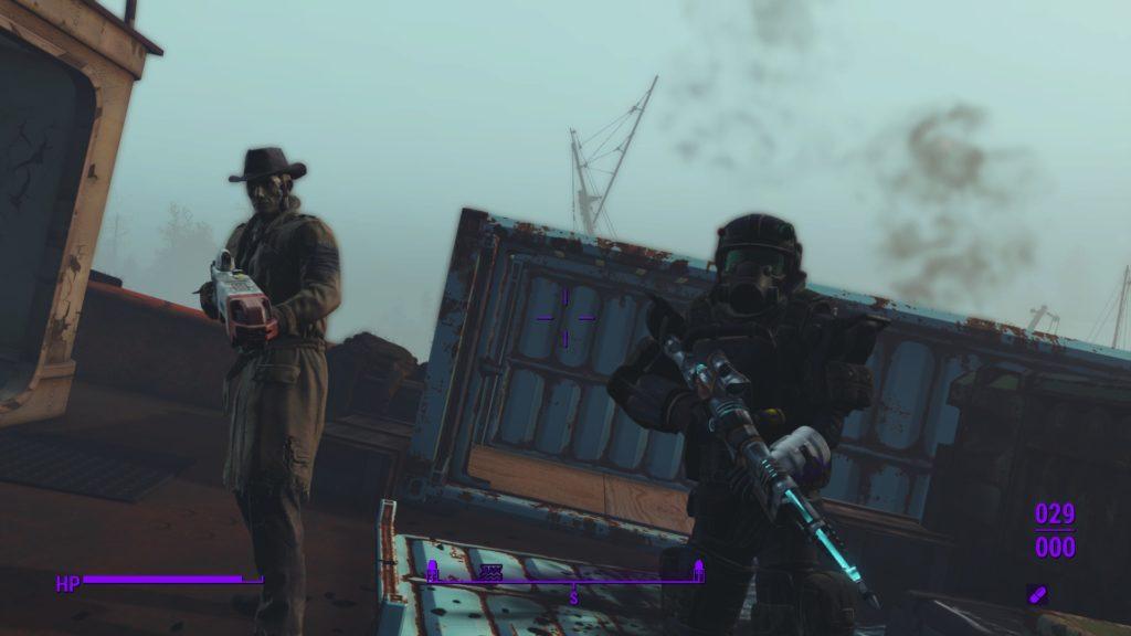 Companion Infinite Ammo fallout 4 mod