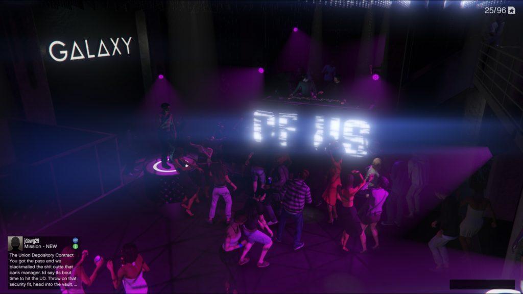 Nightclub Popularity