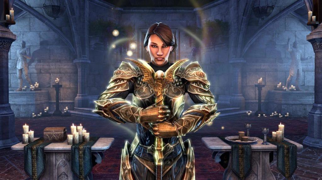 Best Templar Builds ESO