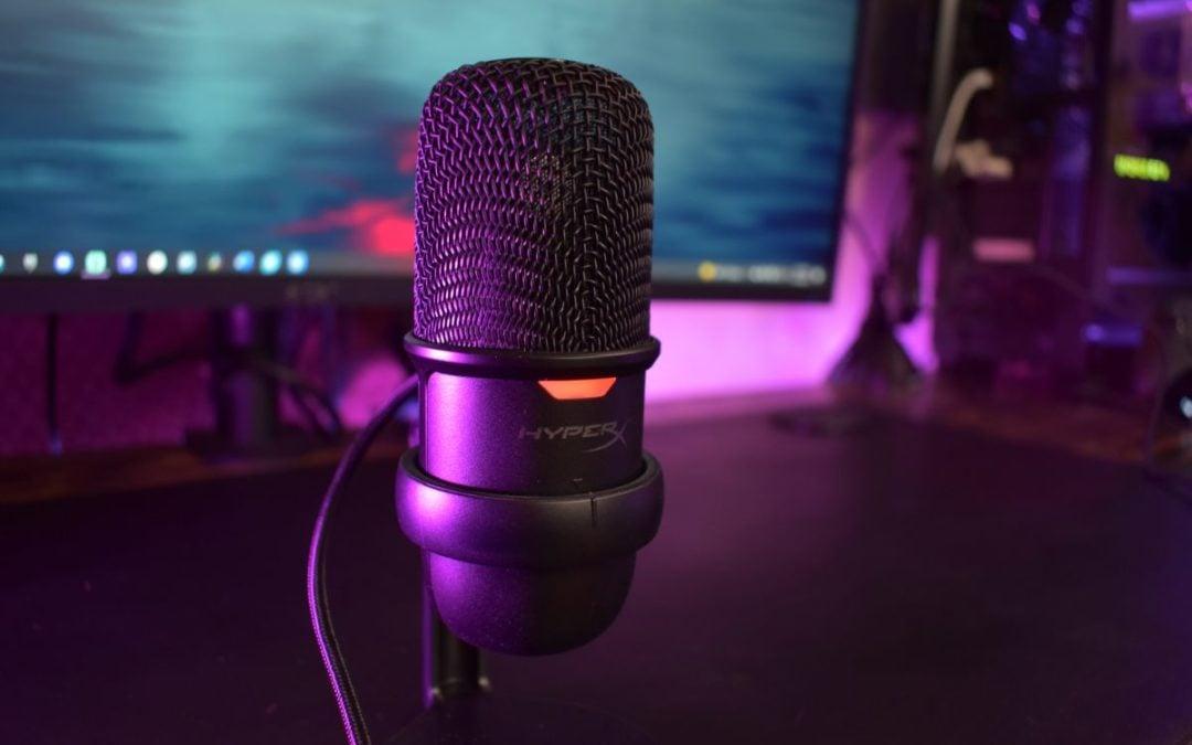 HyperX SoloCast USB Microphone Review