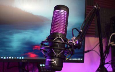 HyperX QuadCast S USB Microphone Review