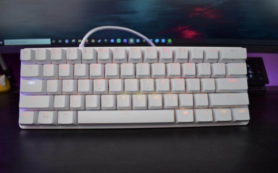 Razer Huntsman Mini 60% Keyboard Review