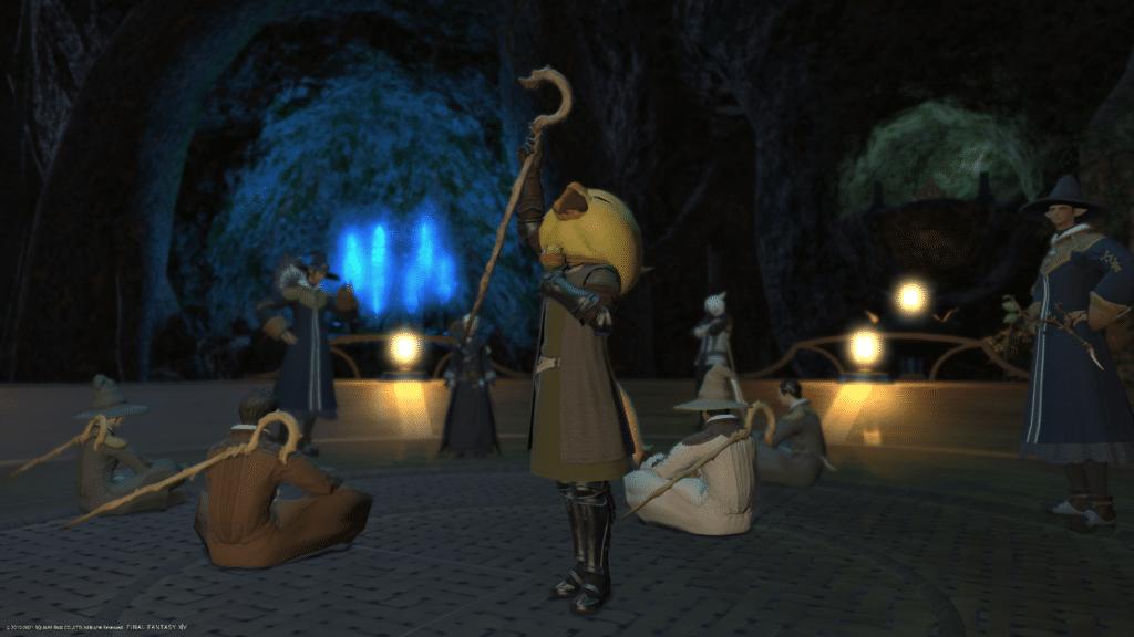 FFXIV Conjurer (White Mage)