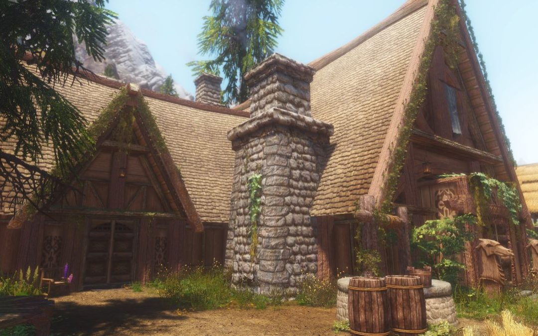 10 Best Houses in Skyrim, ranked worst to best