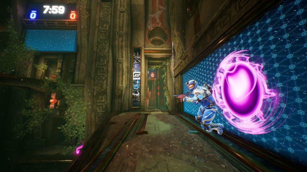 Splitgate tips 2 - Destroy and Limit Enemy Portal Placement