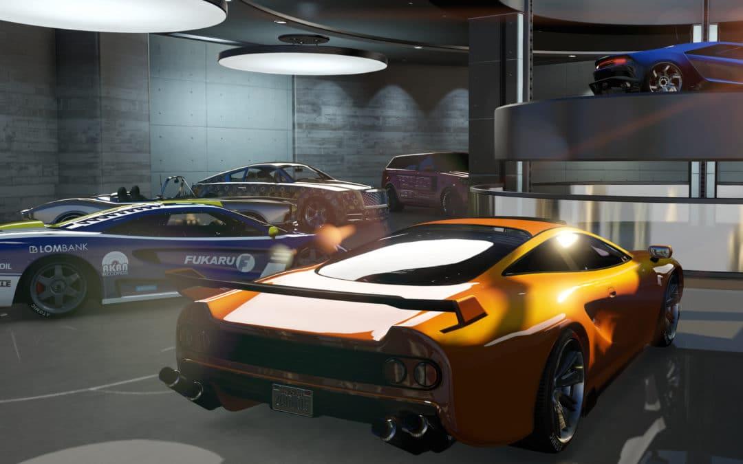 Best Cars in GTA 5 Online