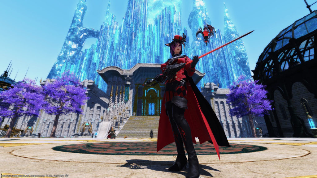 Red Mage - FFXIV Best Solo Classes