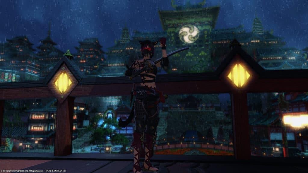 Samurai - FFXIV