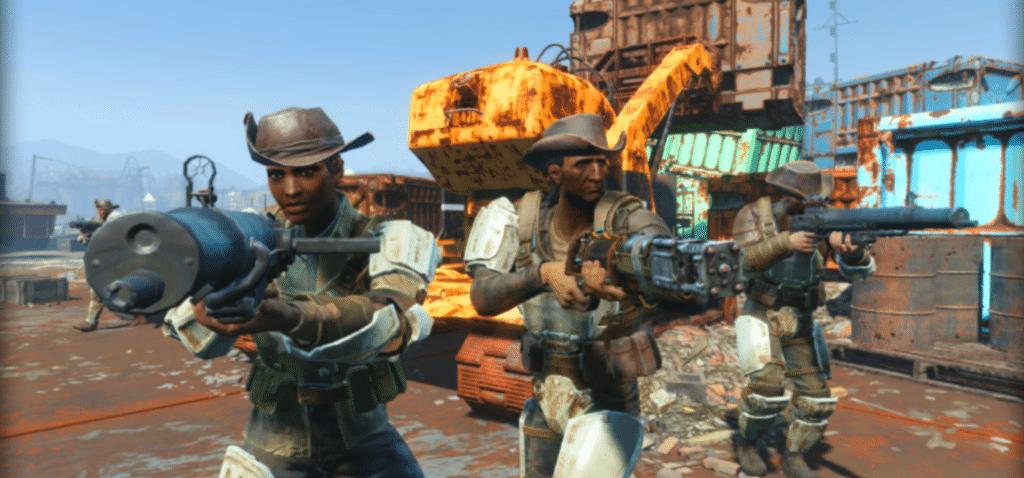 Buffed Minutemen Militia 2 mods