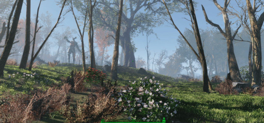 SimpleGreen - Simple Seasons 'Spring'  best ps4 mods for fallout 4