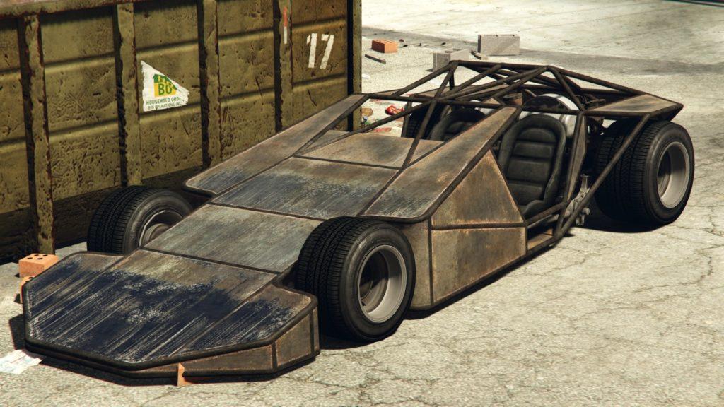BF Ramp Buggy